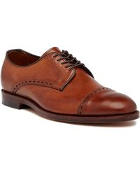 Allen Edmonds - Madison Ave Cap Toe Derby - Extra Wide Width Available - Lyst