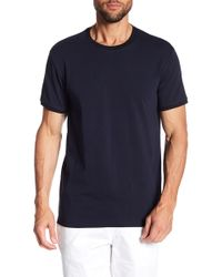 Kenneth Cole - Crew Neck Tee - Lyst