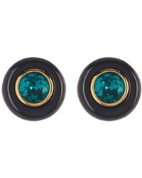 Trina Turk - Oversized Resin Stud Earrings - Lyst