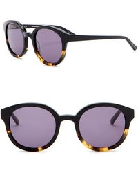 0f1908568f Lyst - Ted Baker Women s Rectangle Glasses in Black