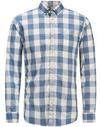 Jack & Jones - Jorboise Long Sleeve Regular Fit Shirt - Lyst