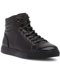 Zanzara - Youse Leather High-top Sneaker - Lyst