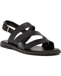 Franco Sarto - Kelso Leather Sandal - Lyst