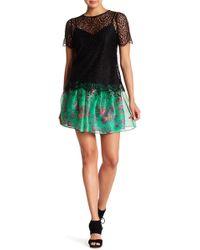 Nanette Lepore - Midsummer Night Skirt - Lyst