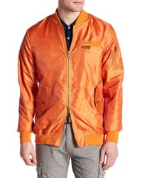 Members Only - Mo-1 Bomber Jacket - Lyst