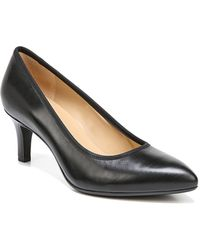 Naturalizer - Oden Leather Pump - Wide Width Available - Lyst