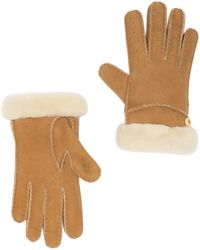 UGG - Genuine Dyed Shearling Bailey Glove - Lyst