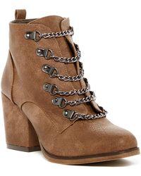 Michael Antonio - Sugar Chain Link Ankle Boot - Lyst