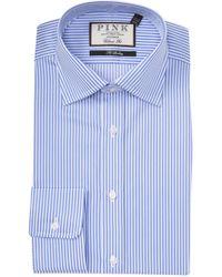 cf9c9f80 Men's Thomas Pink Formal shirts On Sale - Lyst