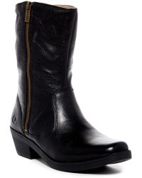 Bogs - Gretchen Waterproof Zip Mid Boot - Lyst
