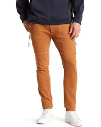 MR. COMPLETELY - Hampden Pull-on Zipper Jeans - Lyst