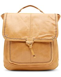 The Sak | Ventura Leather Convertible Backpack | Lyst