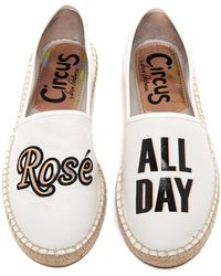Circus by Sam Edelman - Leni Rose All Day Flat - Lyst