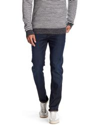 """Lindbergh - Tapered Fit Jeans - 32-34"""" Inseam - Lyst"""