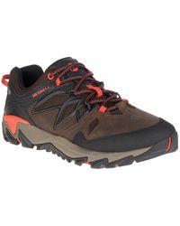 Merrell - All Out Blaze 2 Waterproof Leather Sneaker - Lyst