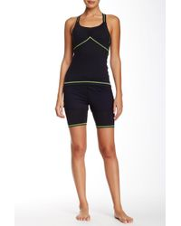 Electric Yoga - Double Biker Short - Lyst