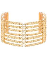 Steve Madden - Multi-chain Draped Bracelet - Lyst