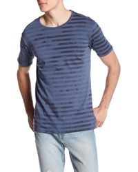 Indigo Star - Wash Short Sleeve Print Tee - Lyst