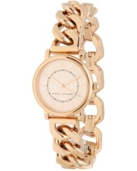 Marc Jacobs - Women's Classic Chain Strap Watch, 28mm - Lyst