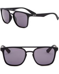 Kenneth Cole Reaction - 53mm Navigator Sunglasses - Lyst