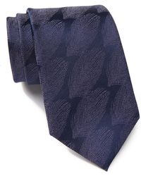 Calvin Klein - Fern Botanic Stripe Tie - Lyst