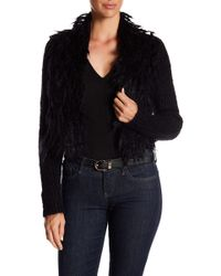 Eileen Fisher - Cropped Mohair Blend Kimono Jacket - Lyst