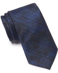 Calvin Klein - Watercolor Silk Tie - Lyst