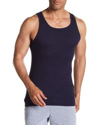 Polo Ralph Lauren - Classic Ribbed Cotton Tank - Pack Of 3 - Lyst
