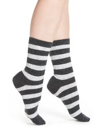 Pink Pony - Rugby Stripe Boot Socks - Lyst