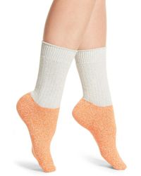 Frye - Crew Socks - Lyst