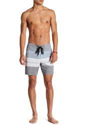 Ezekiel - Griffy 18 Board Shorts - Lyst