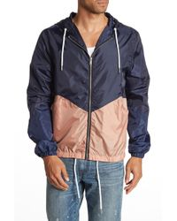 Sovereign Code - Carlton Colorblock Hooded Jacket - Lyst