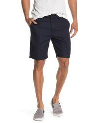 John Varvatos - Lightweight Knit Shorts - Lyst