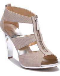 32187915eca MICHAEL Michael Kors - Berkley T-strap Sandal - Lyst