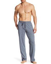 Daniel Buchler - Drawstring Knit Trousers - Lyst