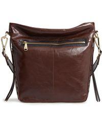 Hobo - Banyon Calfskin Leather Bucket Bag - Lyst