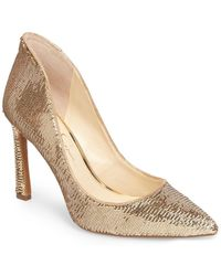 Jessica Simpson - Parma Pointed Toe Pump - Lyst