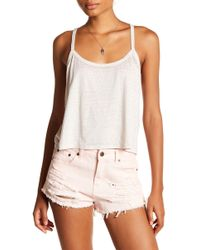 Threads For Thought - Dalton Crop Tank - Lyst