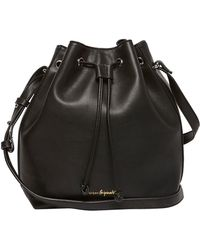 Urban Originals - Take Me Home Leather Bucket Bag - Lyst