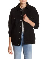 Neuw - Raglan Denim Jacket - Lyst