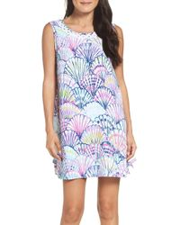 Lilly Pulitzer - Lilly Pulitzer Stella Shift Dress - Lyst