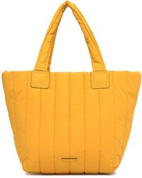 French Connection - Theo Quilted Tote - Lyst