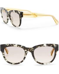 Just Cavalli - Square 52mm Plastic Sunglasses - Lyst