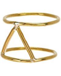 Soko - Glam V Ring - Size 7 - Lyst