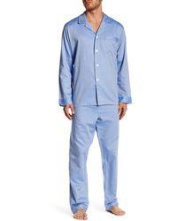 Majestic Filatures - Long Sleeve Pyjama 2-piece Set - Lyst