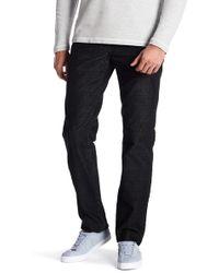 Agave - Straight Leg Corduroy Trousers - Lyst