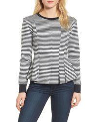 Chelsea28 - Pleated Sweatshirt - Lyst