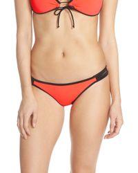Body Glove - 'forecast' Neoprene Bikini Bottoms - Lyst