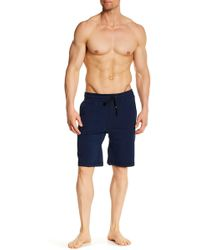 Naked - Terry Lounge Short - Lyst