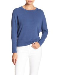 Cupcakes And Cashmere - Charles Long Sleeve Sweater - Lyst